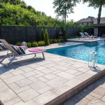 Techo Bloc  Contemporary Pool with Modern