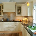 Ubatuba Granite  Traditional Kitchen with Granite Countertops