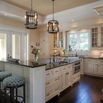 Ubatuba Granite  Traditional Kitchen with Kitchens
